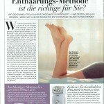 Zeitschrift Maxi 2014 Seite 1