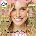 Zeitschrift Maxi 2014 Titelseite